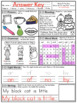 Mornings Made Easy Set One! First Grade Morning Work By Tw