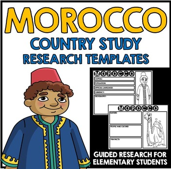 Morocco Country Study Research Project Templates