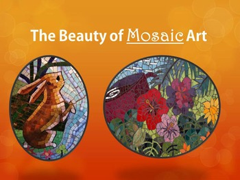 Mosaic Art for Elementary Students