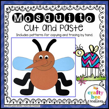 Mosquito Cut and Paste