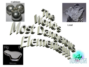 Most Dangerous Elements in the World