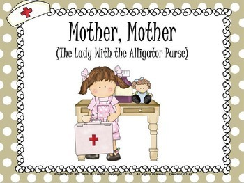 Mother, Mother (Lady W/ The Alligator Purse) - Intro. to S