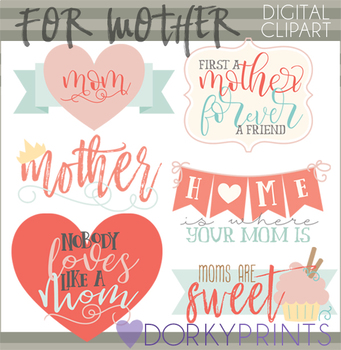 Mother's Clipart