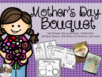 Mother's Day Bouquet: Activities for a Mother's Day Celebration