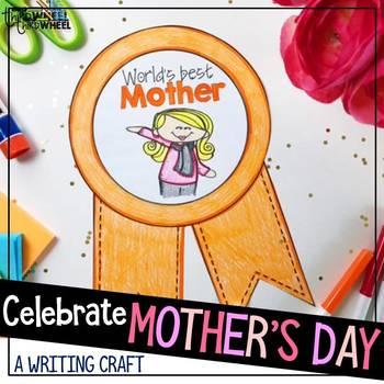 Mother's Day Craftivity {No Prep}
