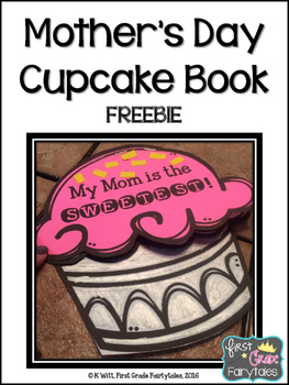 Mother's Day Cupcake Book