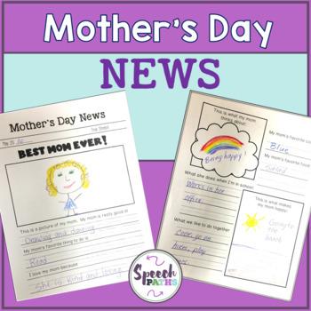 Mother's Day News FREEBIE!