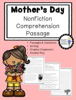 Mother's Day Nonfiction Passage