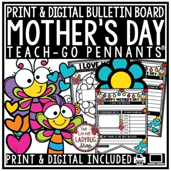 Mother's Day Writing Activity Poster