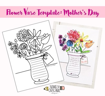 Mother's Day Writing Prompt- Flowers