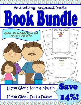Mother's Day and Father's Day Book Bundle