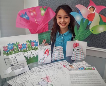 Mother's Day craft for kids SUPER SALE pack FREE fact shee