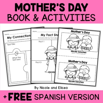 Mothers Day Book Activities