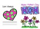 Mother's Day Activity Booklet