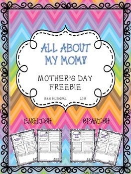 Mother's Day - All About my Mom