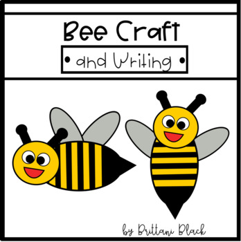 Bee Craft and Writing