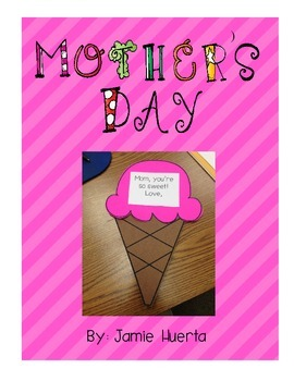 Mother's Day Card {Craftivity}