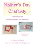 Mother's Day Card Craftivity