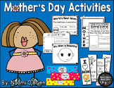 Mother's Day Activities for Mom or Mum!