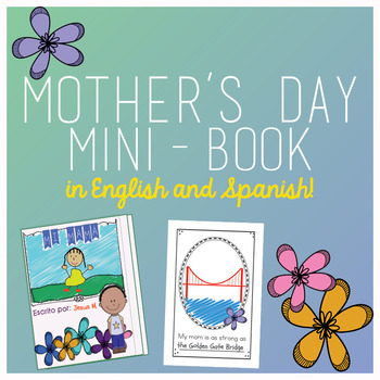 Mother's Day - Día De La Madre - Mini Book {in English and