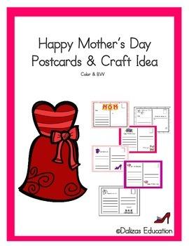 Mothers Day | Día de las madres  (english & spanish)