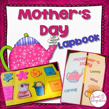 Mother's Day Interactive Lapbook