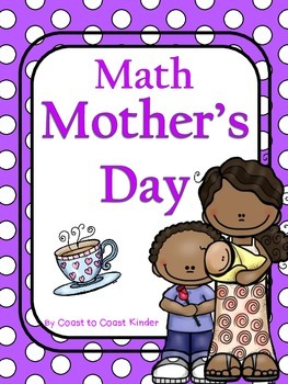 Mother's Day Math Activities