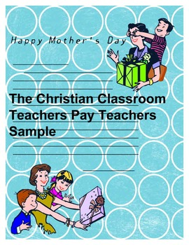 Mother's Day Notes For Kids and students