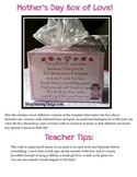 Mother's Day Printable Gift Box Template
