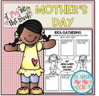 Mother's Day...Crafts and Activities!