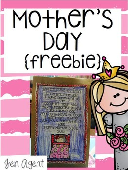 Mother's Day{Freebie}