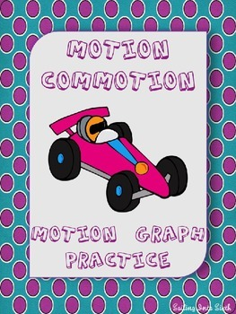 Motion Graphs:  Lesson and Practice Handouts
