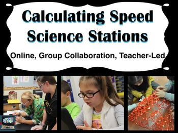 Motion: Speed Science Stations (online, group collaboratio