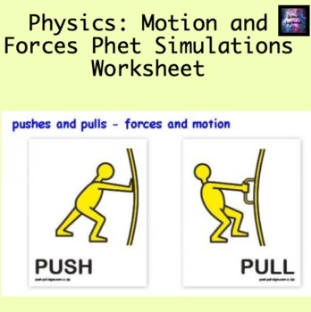 Motion and Forces Phet Simulations
