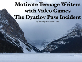Motivate Teenage Writers with Video Games: The Dyatlov Pas