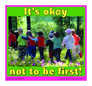 Motivational Message - It's Okay Not To Be First
