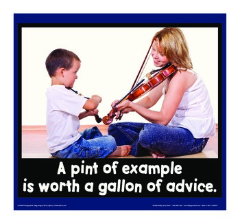 Motivational Message - Pint Of Example