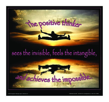 Motivational Message - Positive Thinker