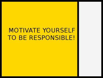 Motivational People and Setting Goals Lesson