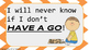 Motivational Poster/Desk Strip for Students who are Reluct