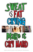 Motivational Posters - Health Fitness Theme