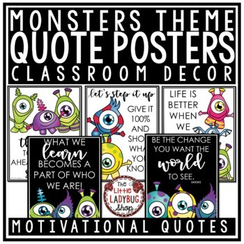 Motivational Quotes Posters