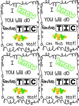 Test Note - Tic Tac