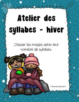 Hiver - Syllabes