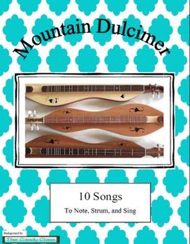 Mountain Dulcimer Folk Song Collection