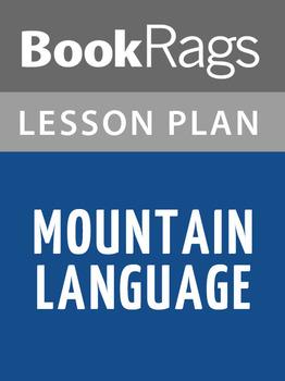 Mountain Language by Harold Pinter | Lesson Plans