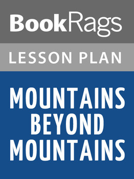 Mountains Beyond Mountains Lesson Plans