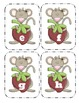 Mouse Lowercase Flashcards
