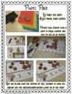 Mouse With A Cookie Playdough Mats Numbers 1-10