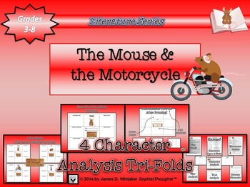 Mouse and the Motorcycle Beverly Clearly Character Analysi